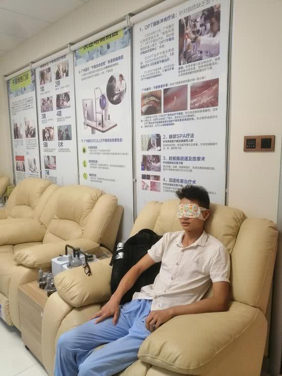 邓先生治疗过程(二)
